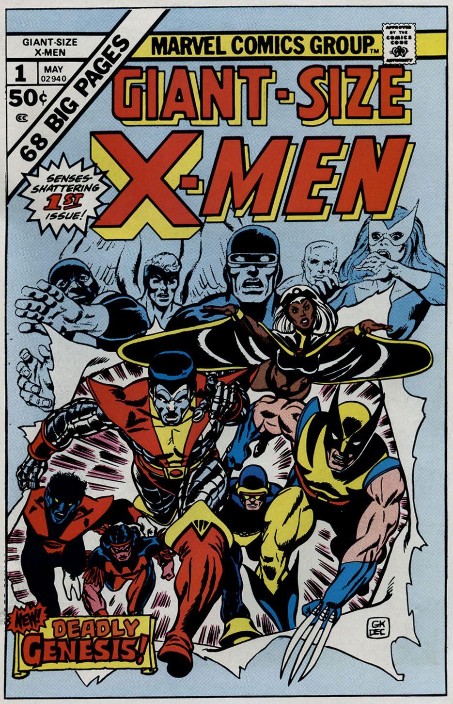 Classic X Men Vol 1 1 Bonus 002 Jpg 935 1451 Marvel Comic Books Comic Book Covers Comic Covers