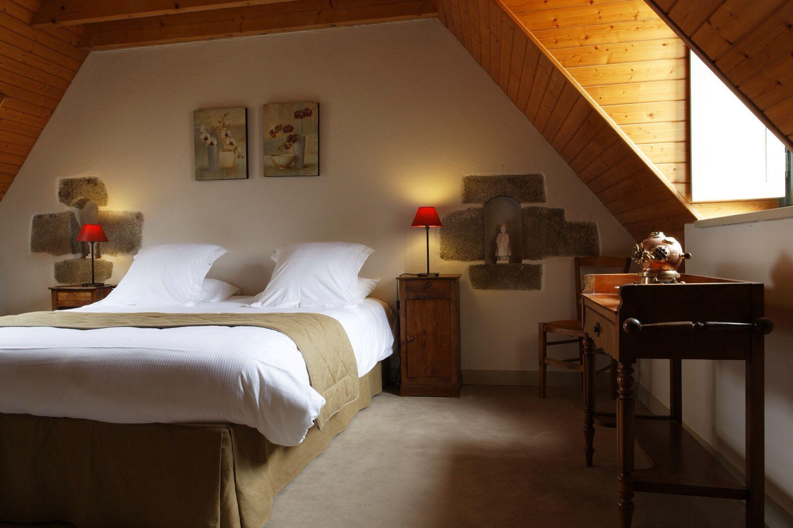 La ferme saint vennec chambres d 39 h tes et g tes de charmes - Chambre d hote piscine chauffee ...