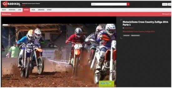 ONE: goRadikal, TV en línea de deportes extremos