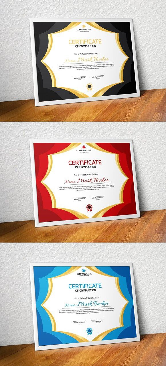 Certificate Certificate Templates Certificate Templates