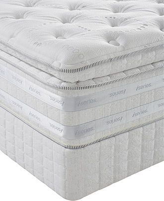 Serta Iseries Queen Mattress Set Lavish Dream Super Pillowtop Queen Mattresses Mattresses Macy S Queen Mattress Set Mattress Sets King Mattress Set