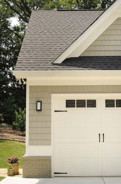 Detached garage breezeway exterior paint pinterest for House plans with detached garage and breezeway