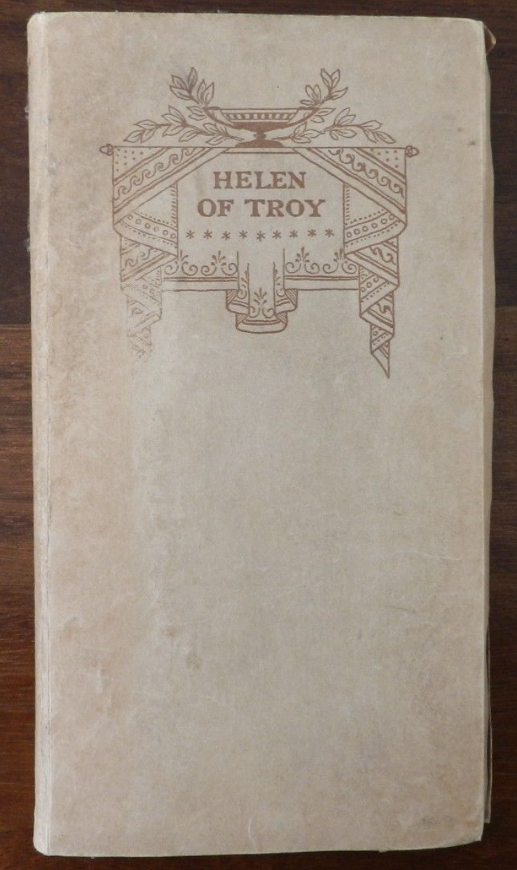 Andrew Lang Helen of Troy    CS Lewisus Personal Library