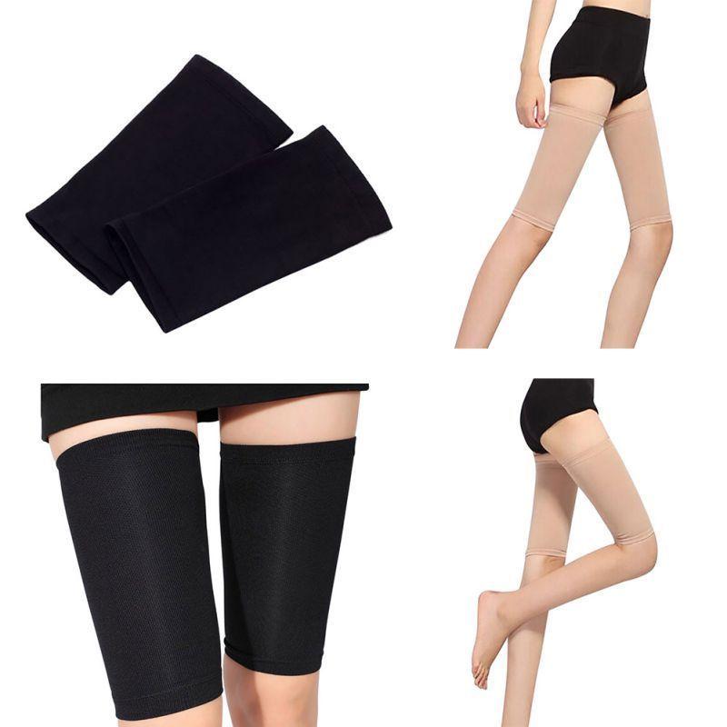 7071b8f417 $2.05 - 2X Women Compression Socks Fat Burn Leg Slim Varicose Veins Thigh  High Stockings #ebay #Fashion