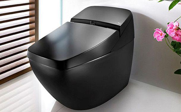 Une journée en 2050 avec mes objets connectés : les toilettes