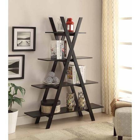 Home In 2020 A Frame Bookshelf Decor Diy Furniture