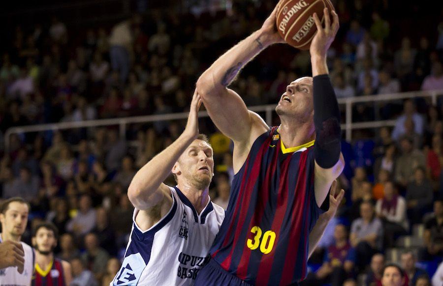 Maciej Lampe #Barcelona #ACB