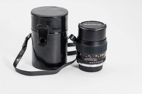 Quantaray Sigma 135mm F2 8 Manual Portrait Lens For Olympus Etsy Mirrorless Camera Vintage Cameras Lens