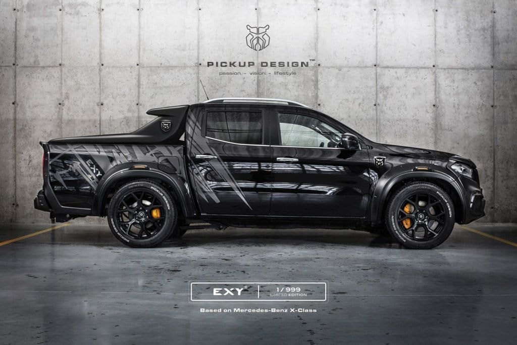 Custom Mercedes Benz X Class By Carlex Design Men S Gear In 2020 Custom Mercedes Custom Mercedes Benz Benz
