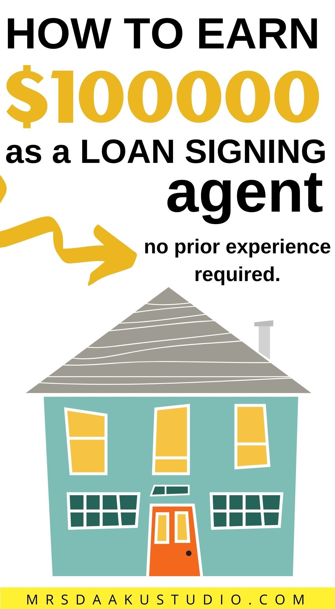 HOW TO A LOAN SIGNING AGENT (earn upto 100k a year