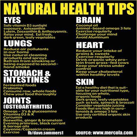 Best Natural Health Remedies