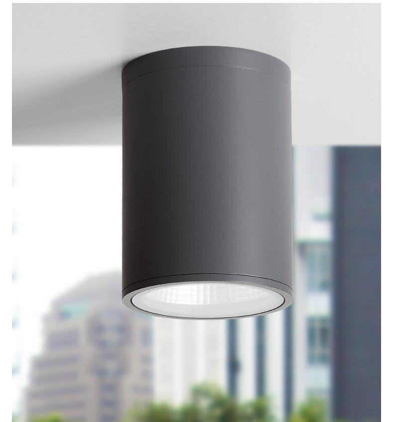 Surface Mounted Led Downlight Ceiling Commercial Lighting Fixtures For Corridor Balcony Bedro Energy Saving Lamp Led Light Lamp Lighting