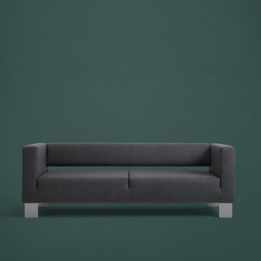 Horizon sofa, Flemming Busk, Horizon, PLUS HALLE design | Lounge ...