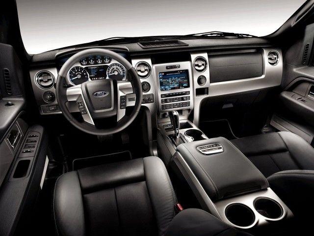 Ford F 150 Raptor Interiortruck