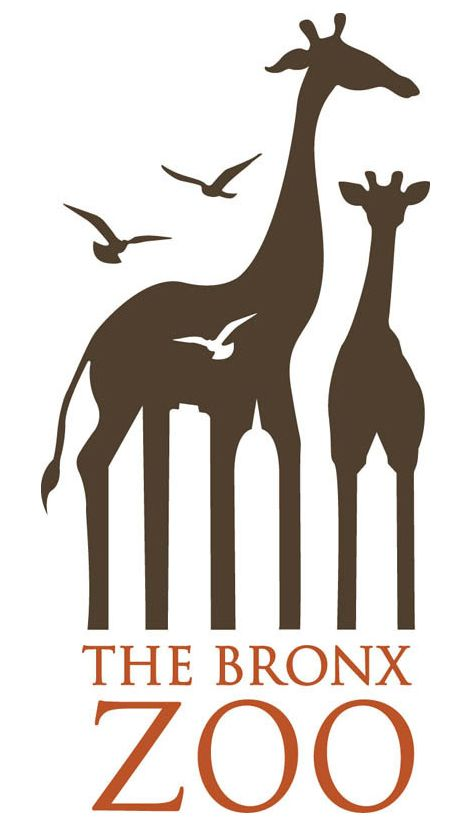 13 Famous Company Logos With Hidden Messages - Page 5 of 5 ...  |Bronx Zoo Logo
