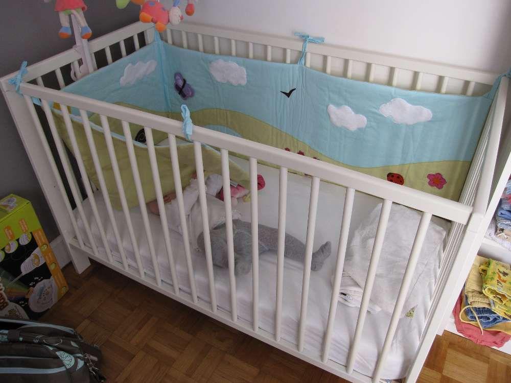 patron tour de lit bébé patron couture gratuit tour de lit bébé 12 | TAPIS D EVEIL | Pinterest patron tour de lit bébé