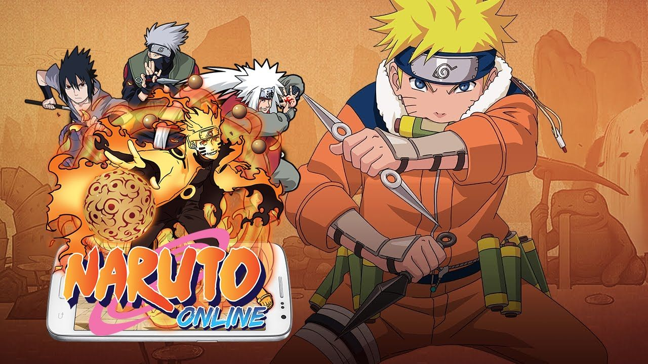 Naruto Online Gameplay Part 3 Mobile Games Android