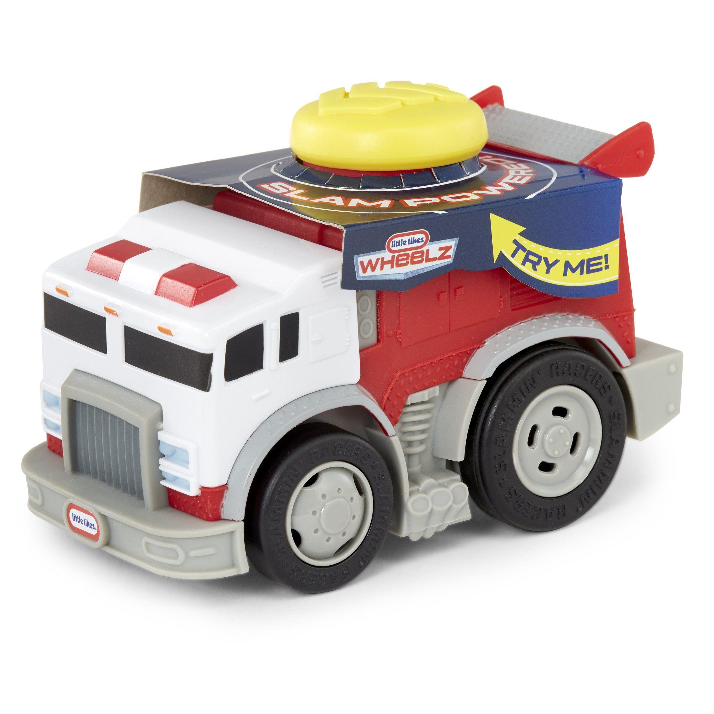Little Tikes Slammin Racers Fire Engine Multicolor ** Be
