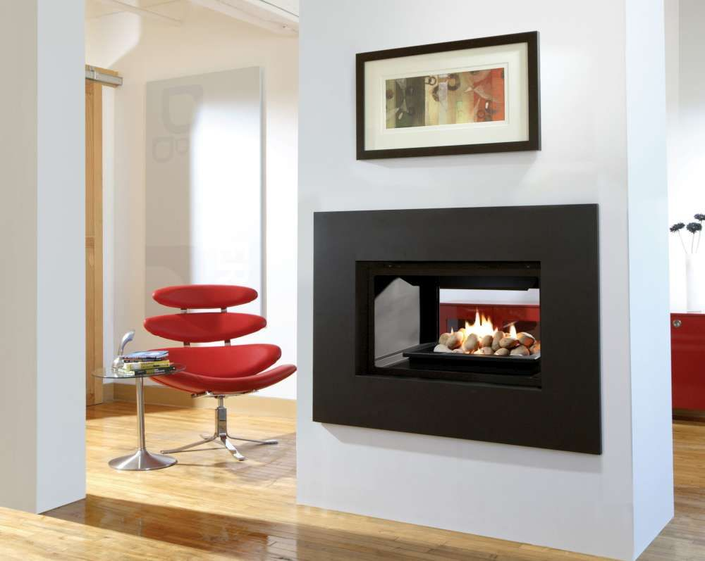 Gemini multisided by marquis gas fireplace fireplace
