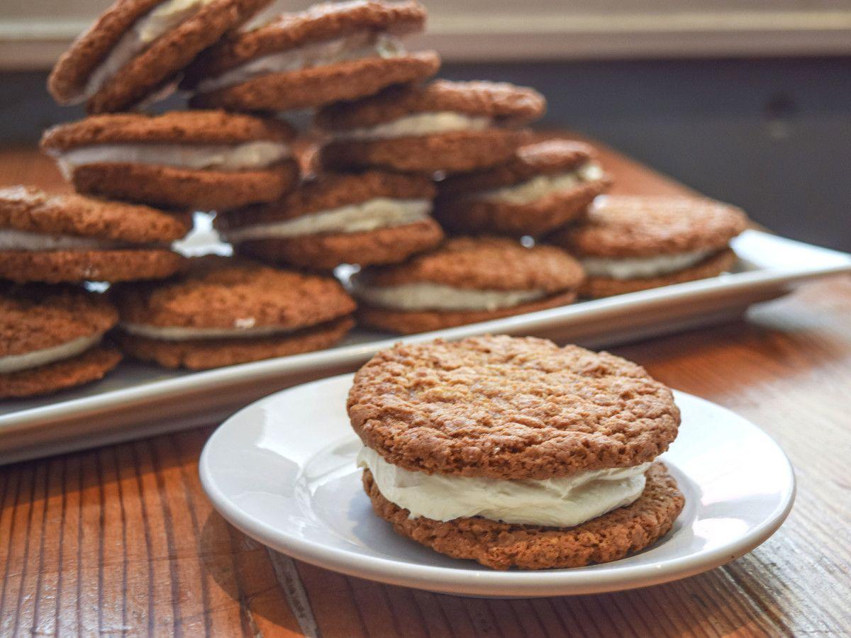 Rc Cola And Peanuts: Homemade Oatmeal Cream Pies Recipe