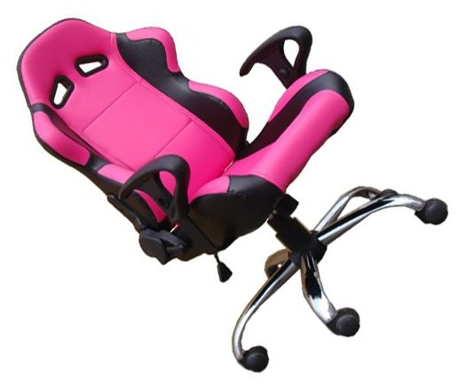 Hot Pink Office Chair Red Target Race Car Looking The Board 10 000 Pin S