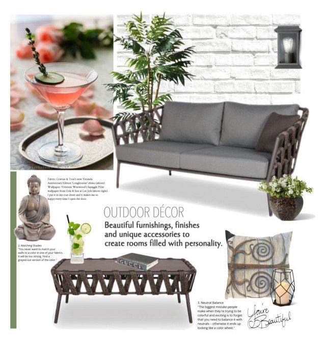 Outdoors by viva-12 on Polyvore featuring interior, interiors ...