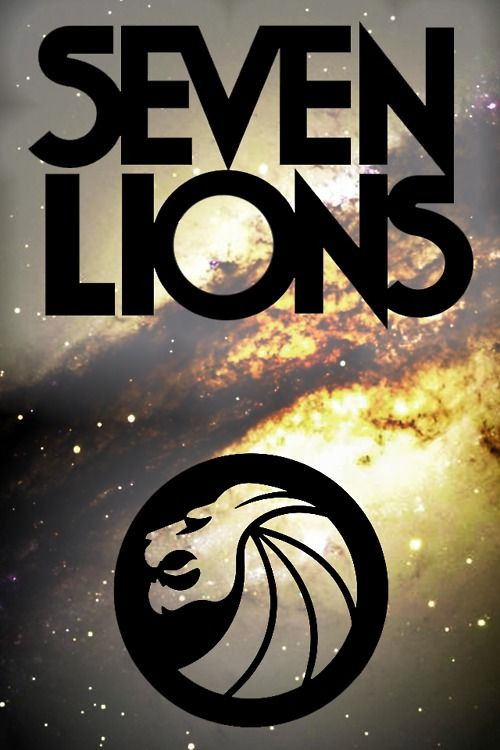 Aww Yis Seven Lions Lion Art Music Art Painting Inspiration