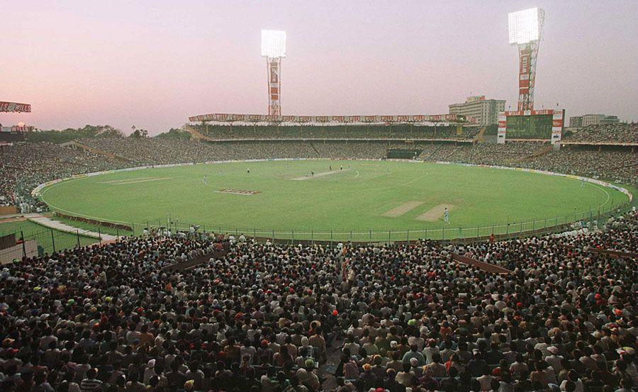 Eden Gardens is a cricket ground in Kolkata, India. It is