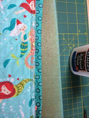Glue Basting Binding - Mama Sparks World