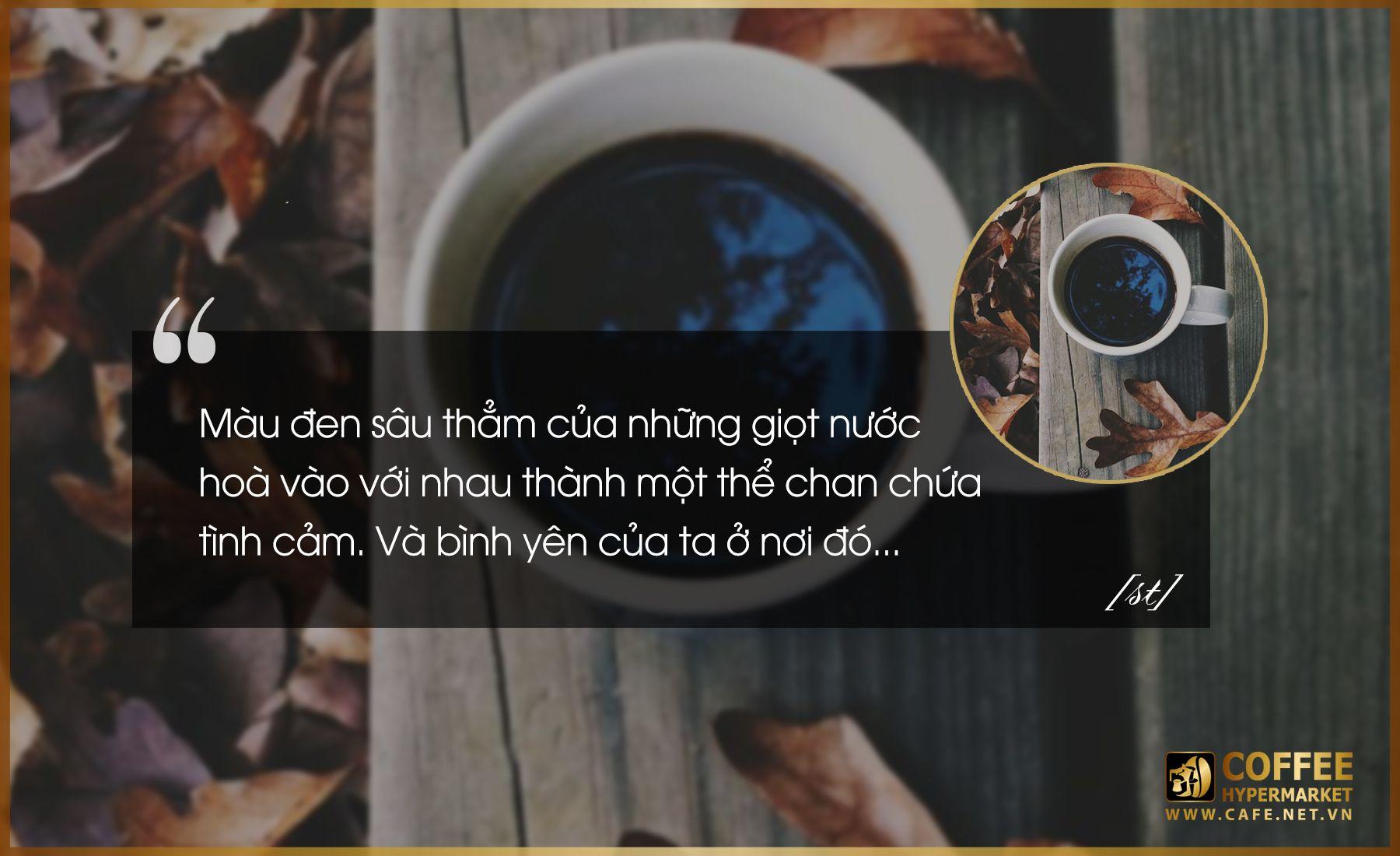 Câu nói hay về cà phê (Coffee Quotes)