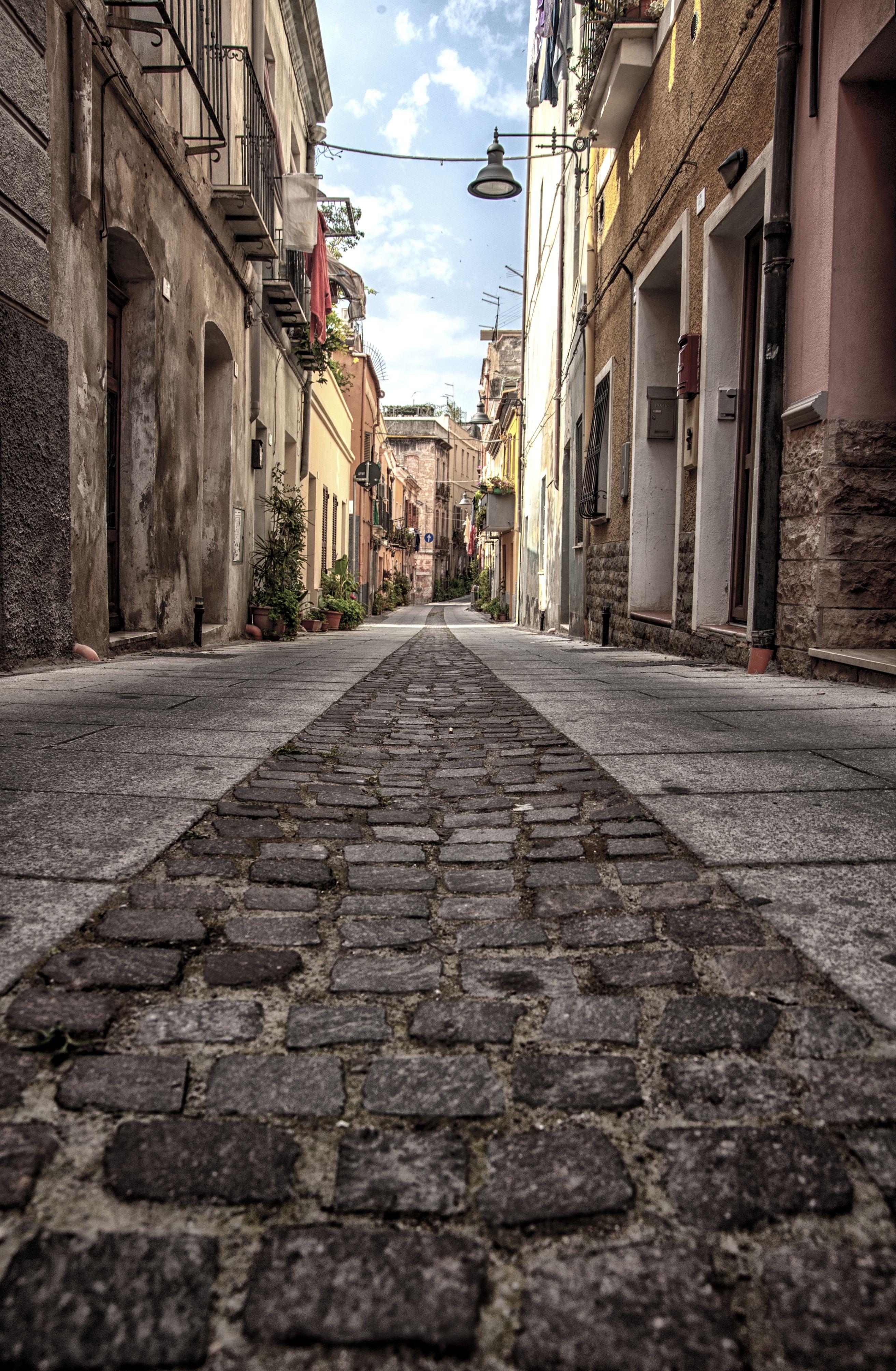 Cagliari Centro Storico Sardegna Italia Sardegna Italia