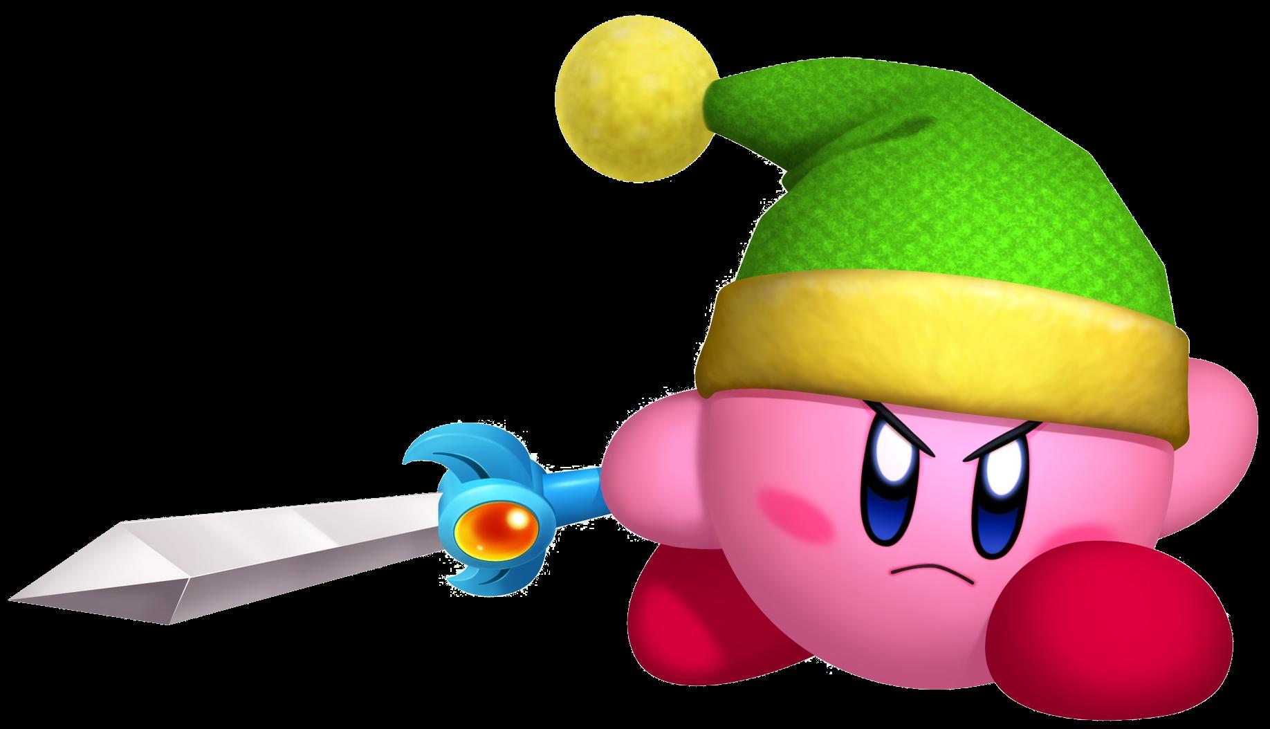 Sword Kirby Kirby Nintendo Zombie Birthday Parties