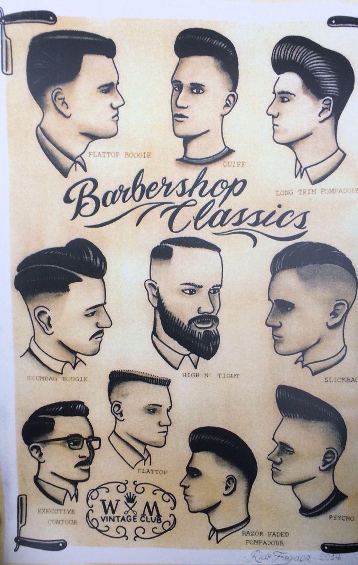 Barber Ond School Barbershop Design Hair Salon Design Barber