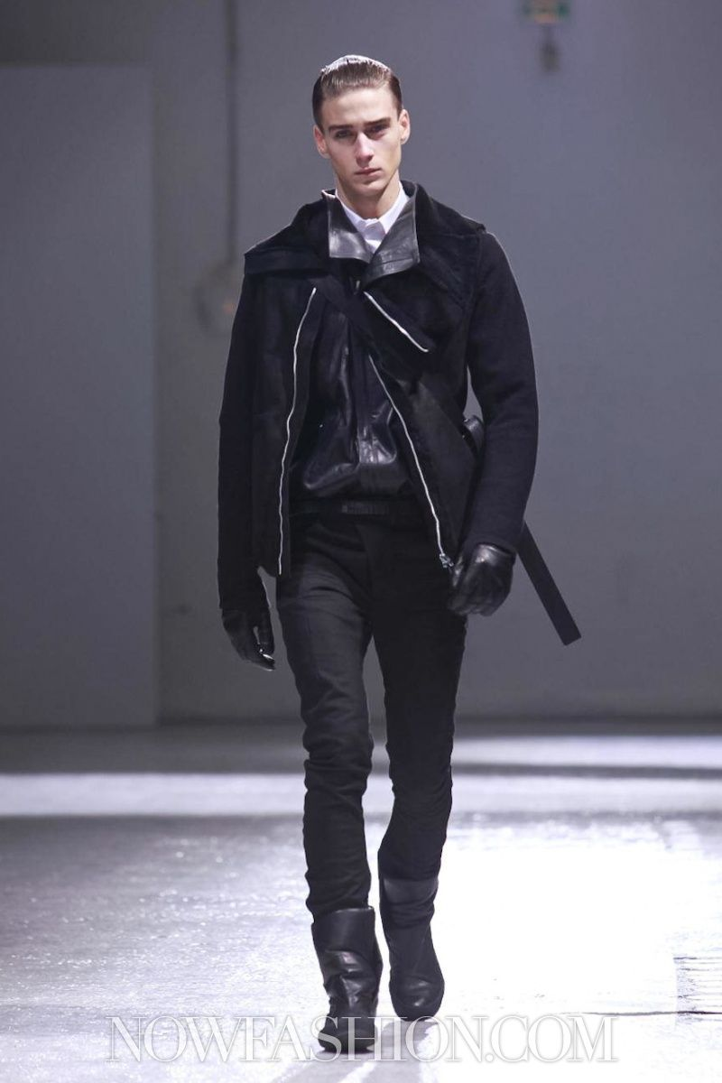 Boris Bidjan Saberi Menswear Fall Winter 2013 Paris