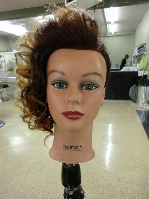 80's prom hair - doll work cyneprin