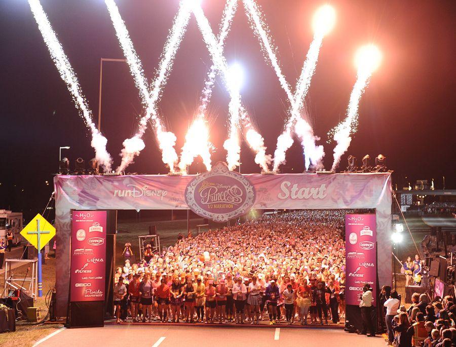 Princess Half-Marathon Weekend at Walt Disney World Resort #thingsImustdo