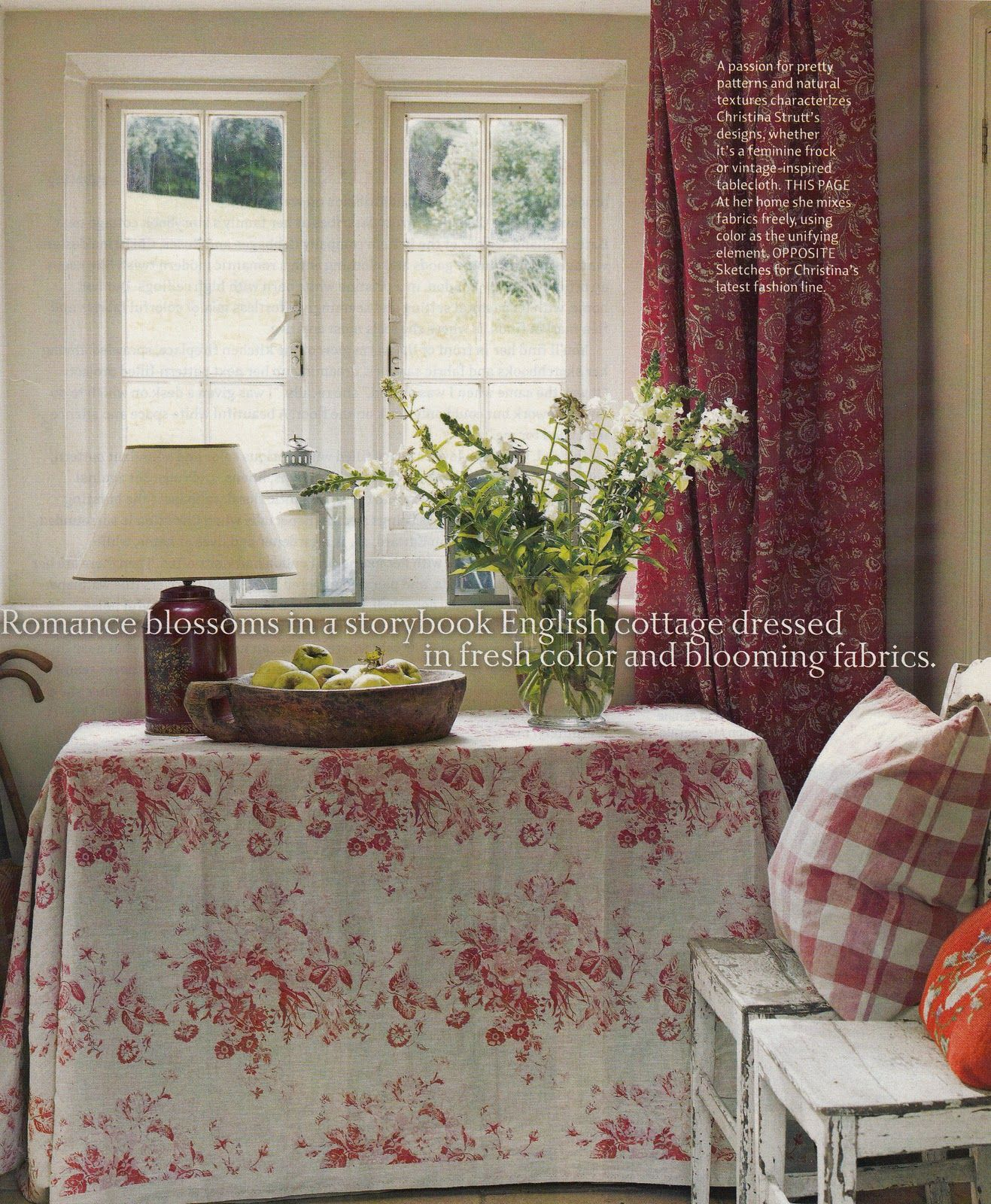 Hydrangea Hill Cottage French Country Decorating: Hydrangea Hill Cottage: The Home And Designs Of Christina