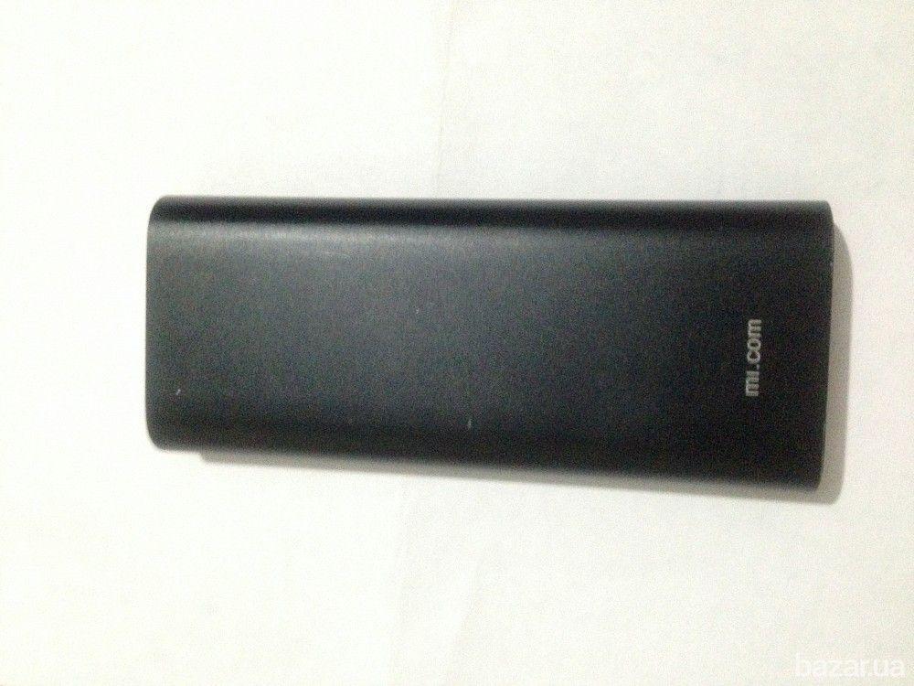 Универсальная батарея Xiaomi Mi Power Bank 16000mAh Black, в хорошем состоянии…