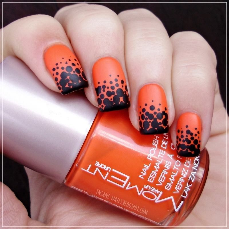 55 Truly Inspiring Easy Dotted Nail Art Designs for Everyday Fashion ...