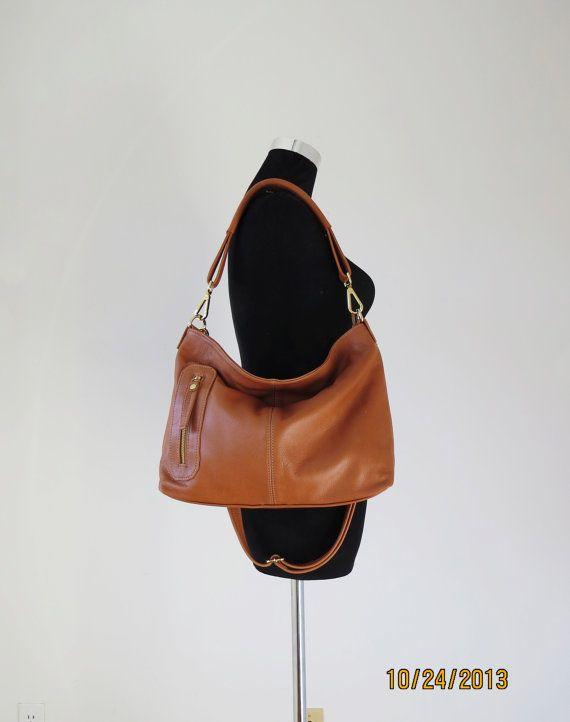 d1fc0cc0dc Brown leather handbag - brown leather bag