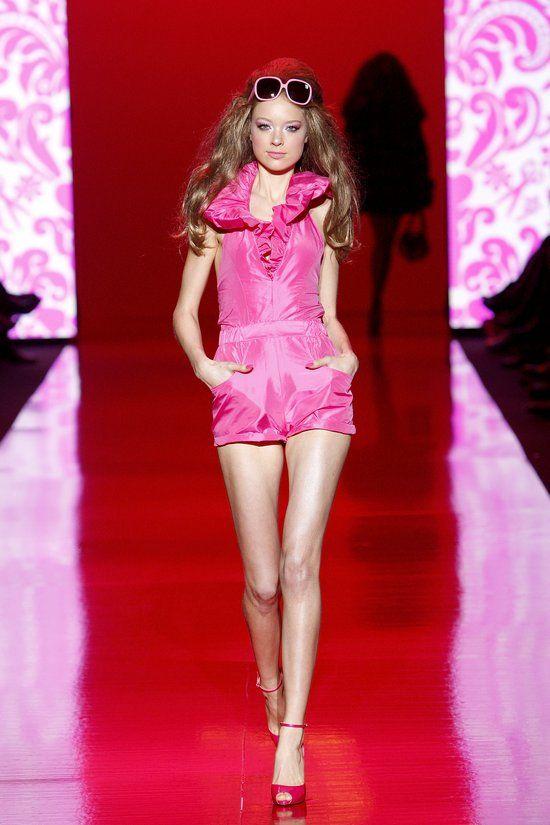 betsey | Barbie model, Ny fashion week, Barbie fashion