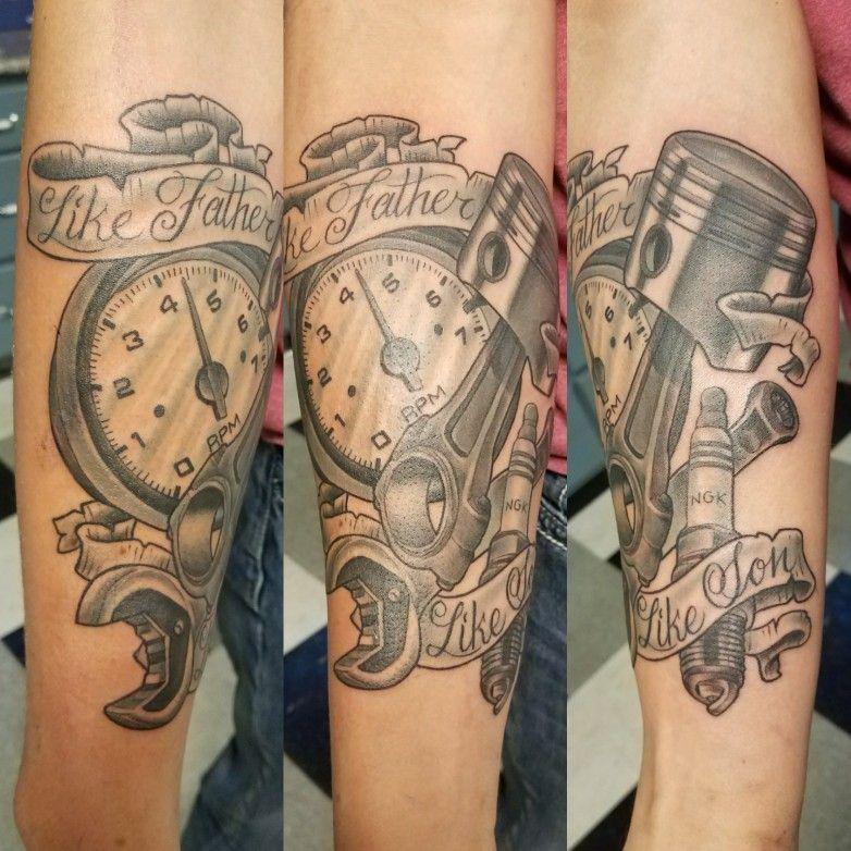 Tattoo by Greg Votaw #tattoo #gregvotaw #inkdoneright # ...
