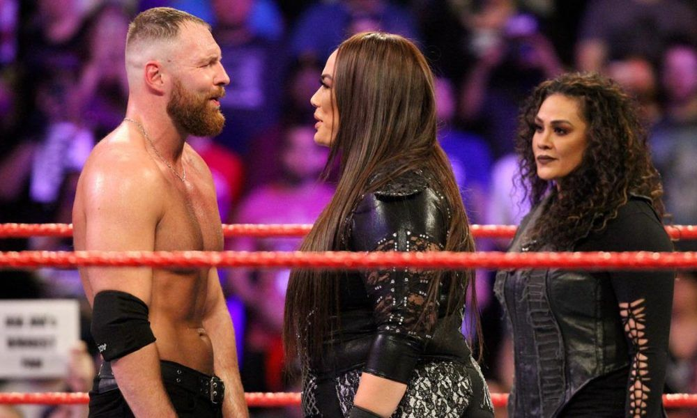 Nia Jax explains why advertised match with Dean Ambrose