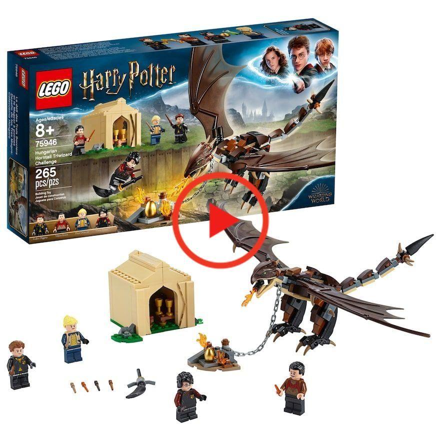 Lego Harry Potter Ungarischen Horntail Trimagischen Challenge Set 75946 Lego Harry Potter Harry Potter Geschenke Lego
