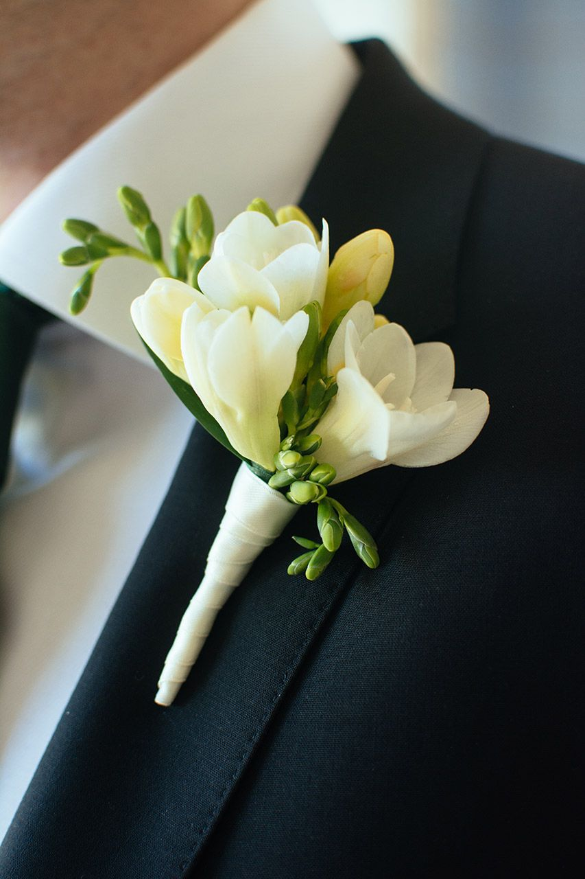 Calla Lily And Peony Bouquet
