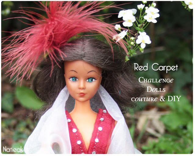DIY: Créer une robe de cérémonie so sexy pour Barbie (#ChallengeDollsCoutureDIY) #dollscouture