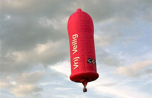 sex Hot air balloon