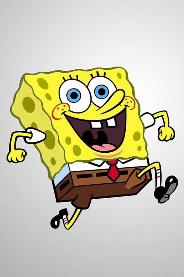 Not so close up of Spongebob. Spongebob wallpaper