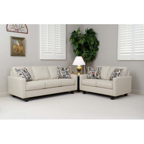 Found it at Wayfair - Aries Living Room Collection by Serta ...