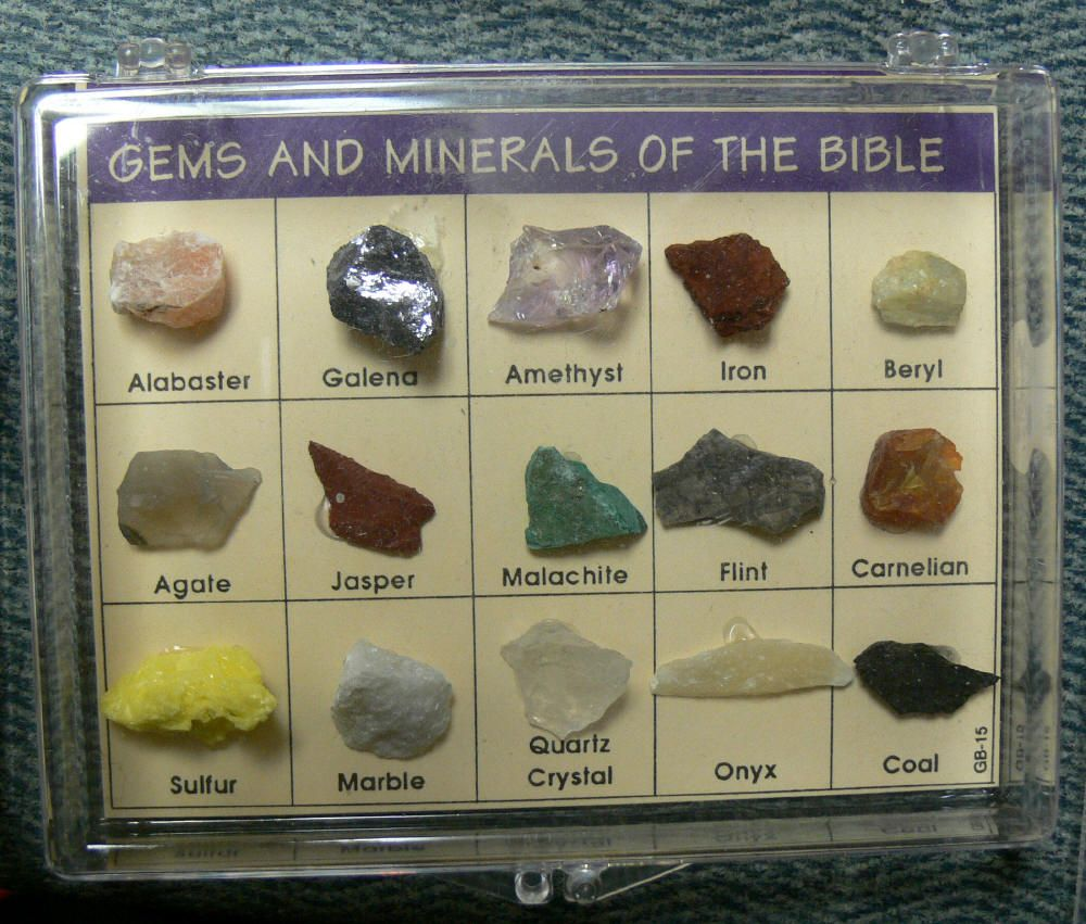12 Gemstones Of The Bible Gems And Minerals Of The Bible Gems
